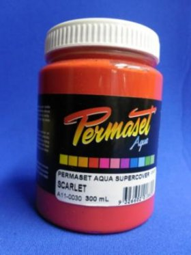 Peramaset Aqua Super Cover Scarlet 300ml