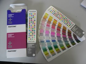 Pantone Colour Guide (Set of 1 Coated & 1 Uncoated)