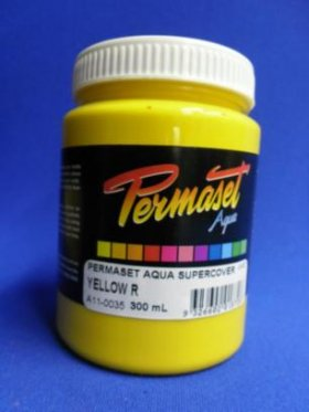 Permaset Aqua Super Cover Yellow R