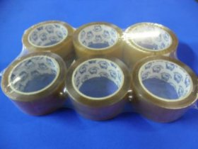 6 pack Roll Premium Clear Tape