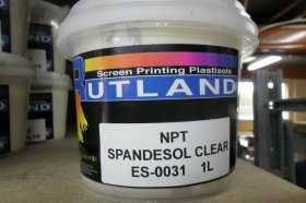 NPT Spand-e-sol Stretch Clear