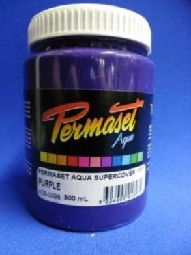 Permaset Aqua Super Cover Purple