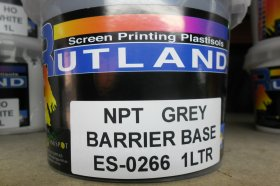 NPT Barrier Base (Grey)