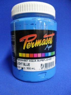 Permaset Aqua Super Cover Light Blue