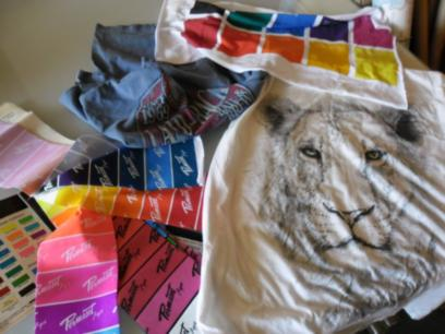T-Shirt AND Fabric Emulsion