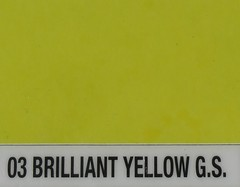 Papersolve SB03 GS Brilliant Yellow 1kg