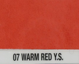 Papersolve SB07 Warm Red 1kg