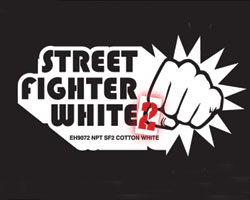 NPT SF-2 (Street Fighter)Cotton White